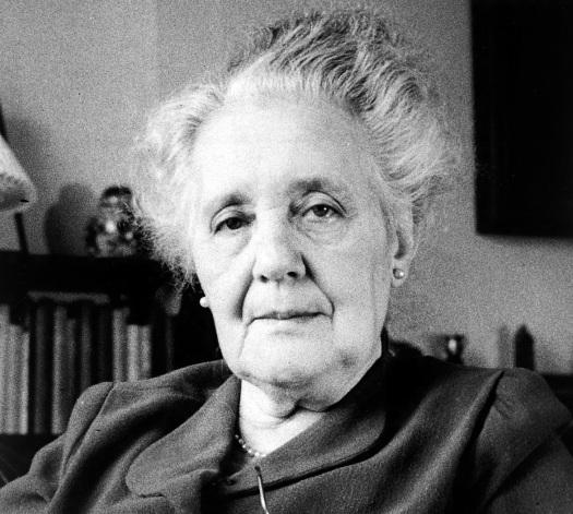 30 de Março - 1882 — Melanie Klein, psicoterapeuta austríaca (m. 1960).