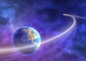 30 de Março - 240 a.C. — Primeiro periélio registrado da passagem do cometa Halley.