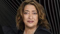 31 de Março - 2016 — Zaha Hadid, arquiteta iraquiana-britânica (n. 1950)