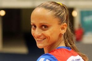 7 de Março - Fabiana de Oliveira - jogadora, brasileira de vôlei