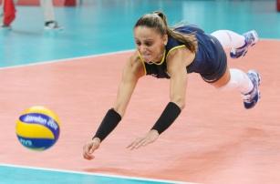 7 de Março - Fabiana de Oliveira, jogadora brasileira de vôlei