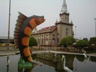 Lábrea é um município brasileiro do interior do estado do Amazonas, Região Norte do país.