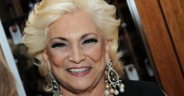 8 de março - Hebe Camargo, apresentadora de televisão e cantora brasileira