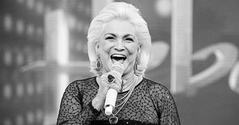 8 de março - Hebe Camargo - apresentadora de televisão e cantora brasileira