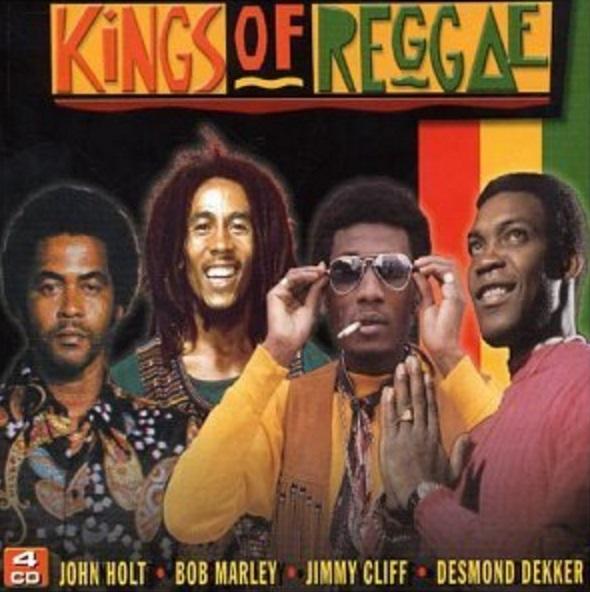 1 de Abril - 1948 — Jimmy Cliff - Bob Marley, John Holt, Desmond Dekker.
