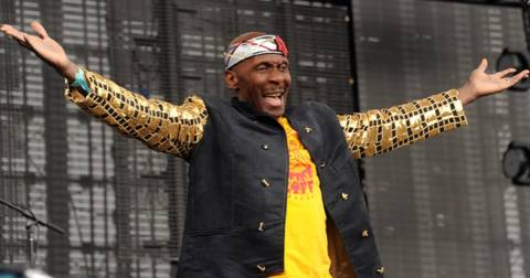 1 de Abril - 1948 - Jimmy Cliff - músico, cantor e compositor jamaicano.