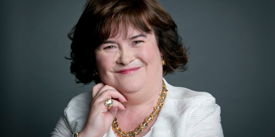 Susan Boyle Portrait Session