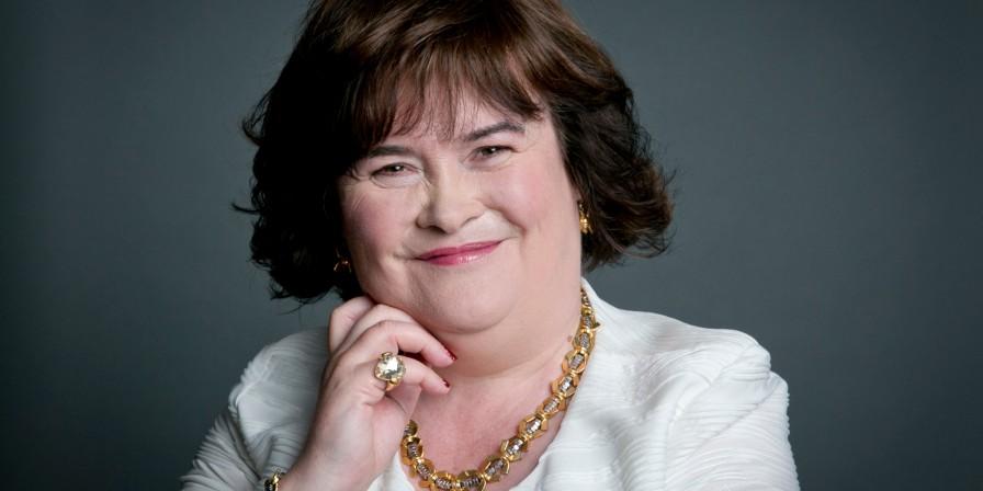 Susan Boyle Portrait Session