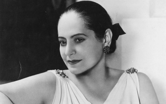 1 de Abril - 1965 - Helena Rubinstein, empresária e cosmetóloga polonesa-estadunidense.