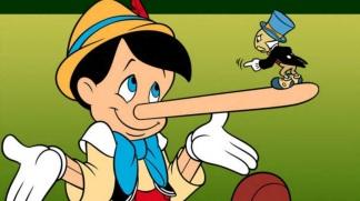 1 de Abril - Dia da Mentira, Pinocchio.