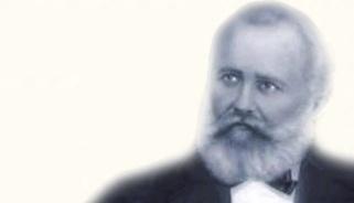 11 de Abril - 1900 — Bezerra de Menezes, médico, escritor e político brasileiro (n. 1831).
