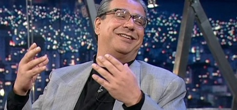 12 de Abril - 2011 — Serginho Leite, humorista e radialista brasileiro (n. 1955).