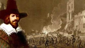 13 de Abril - 1570 — Guy Fawkes, conspirador inglês (m. 1606).