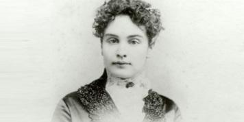 14 de Abril - 1866 - Anne Sullivan, professora estadunidense (m. 1936).
