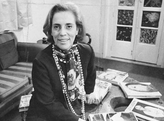 14 de Abril - 1976 — Zuzu Angel, estilista brasileira (n. 1921).