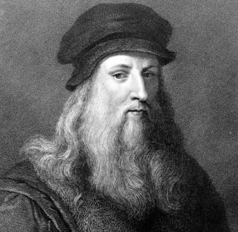 15 de Abril - 1452 — Leonardo da Vinci, artista e cientista italiano (m. 1519).