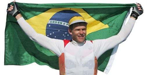 15 de Abril - 1973, Robert Scheidt, velejador brasileiro.