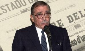 16 de Abril - 1925 — Ruy Mesquita, jornalista brasileiro (m. 2013).
