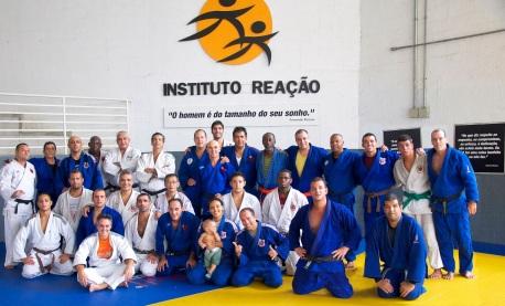 16 de Abril - 1975 — Flávio Canto, ex-judoca brasileiro, Instituto Reação.