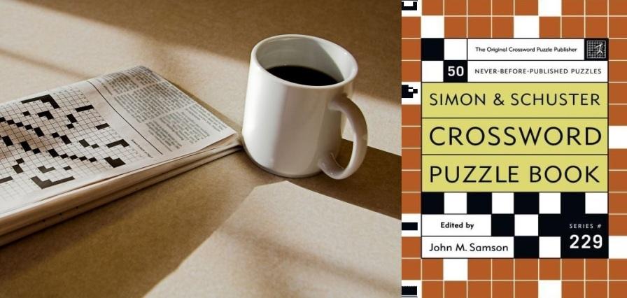 18 de Abril - 1924 — Simon & Schuster publica o primeiro livro de palavras cruzadas.