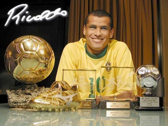 19 de Abril - 1972 - Rivaldo - futebolista brasileiro.