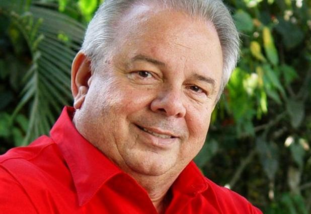 19 de Abril - 2014 — Luciano do Valle, locutor esportivo e apresentador de TV brasileiro (n. 1947).