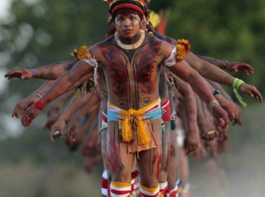 19 de Abril - Dia do Índio - continente americano.