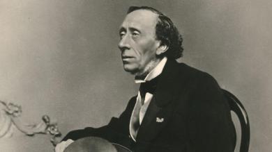 2 de Abril - 1805 — Hans Christian Andersen, escritor dinamarquês (m. 1875).