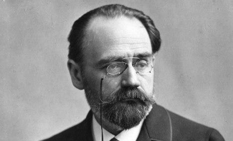 2 de Abril - 1840 — Émile Zola, romancista e crítico francês (m. 1902).