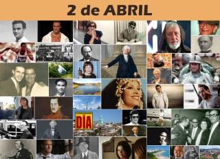 2 de Abril - Poster do Dia