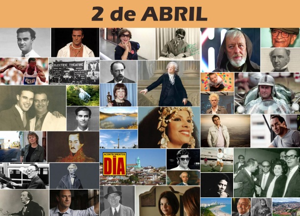 2 de Abril - Poster do Dia