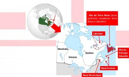 20 de Abril - 1534 — Jacques Cartier começa sua primeira viagem ao que é hoje a costa leste do Canadá, a ilha da Terra Nova e o Labrador.