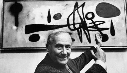 20 de Abril - 1893 – Joan Miró, pintor espanhol (m. 1983).
