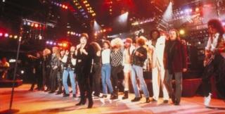 20 de Abril - 1992 — Acontece o 'The Freddie Mercury Tribute Concert'.