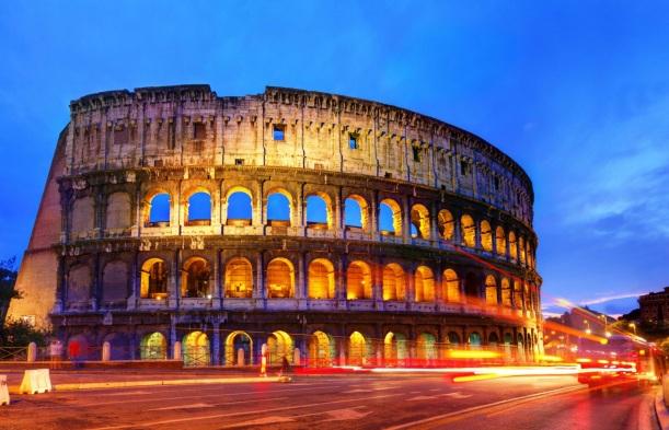 21 de Abril - 753 a.C. – Data tradicional da fundação de Roma por Rômulo.
