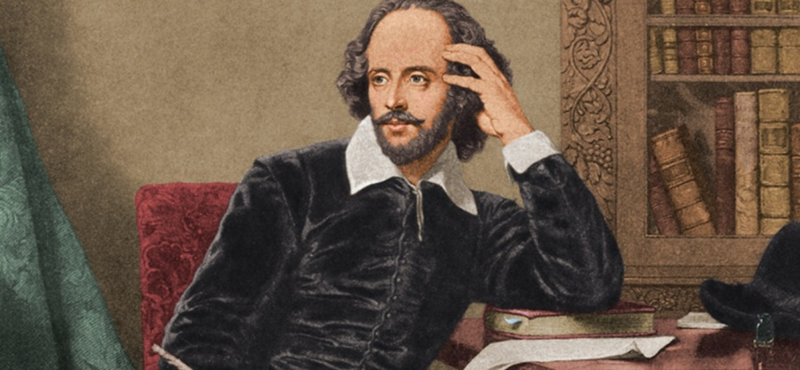 23 de Abril - 1564 – William Shakespeare, dramaturgo, poeta e ator inglês (m. 1616).