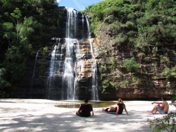 23 de Abril - Cachoeira em Piraí do Sul - PR.