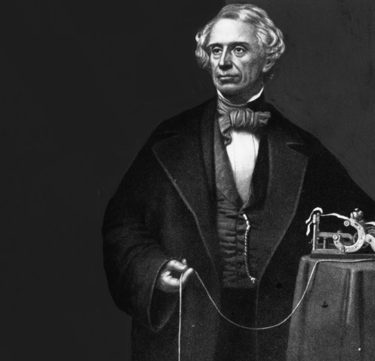 27 de Abril - 1791 — Samuel Morse, inventor estadunidense (m. 1872).