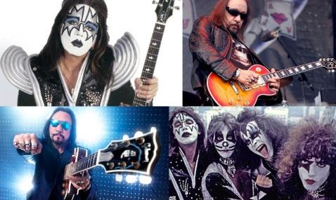 27 de Abril - 1951 – Ace Frehley, guitarrista da banda americana Kiss.