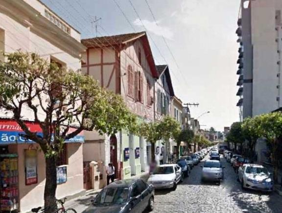 27 de Abril - Leopoldina - MG - Rua Barão de Cotegipe.