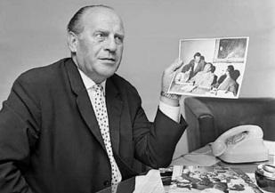 28 de Abril - 1908 – Oskar Schindler, empresário alemão (m. 1974).