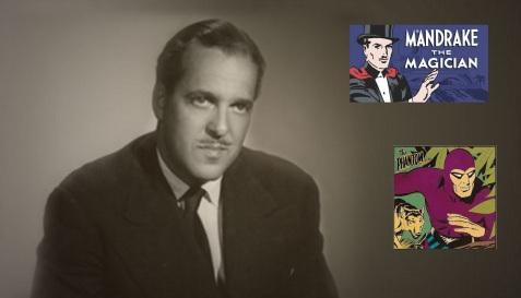 28 de Abril - 1911 — Lee Falk, diretor e produtor cinematográfico estadunidense (m. 1999).