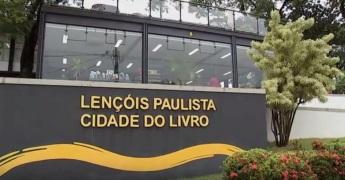 28 de Abril - Biblioteca Municipal de Lençóis Paulista - SP - Cidade do Livro.