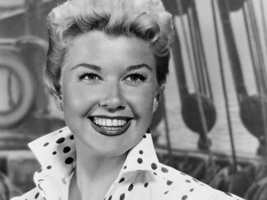3 de Abril - 1922 — Doris Day, atriz estadunidense.