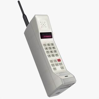3 de Abril - 1973 — Martin Cooper da Motorola faz a primeira chamada de telefone móvel portátil para Joel S. Engel, dez anos antes do Motorola DynaTAC - o primeiro telefone lançado.