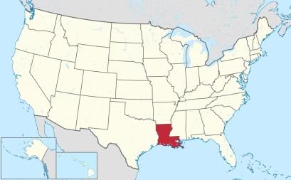 30 de Abril - 1803 — Compra da Luisiana - Estados Unidos compram o Território da Luisiana da França, por US$15 milhões.