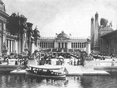 30 de Abril - 1904 — Inauguração da Exposição Universal da Louisiana, em St. Louis, Missouri.