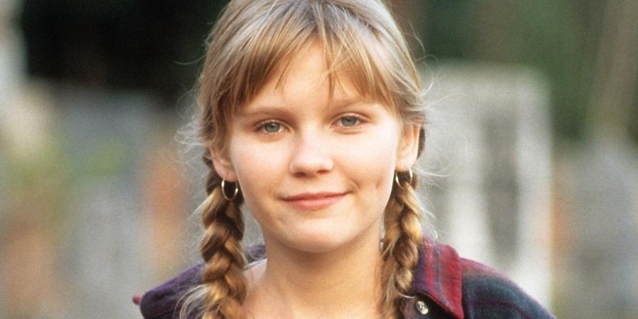 30 de Abril - 1982 - Kirsten Dunst, atriz norte-americana, adolescente.