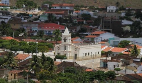 30 de Abril - Boqueirão (PB) - Tomada geral da Igreja Matriz.