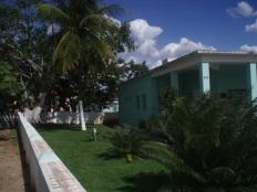 30 de Abril - Prefeitura de Boqueirão (PB), sede do poder executivo.